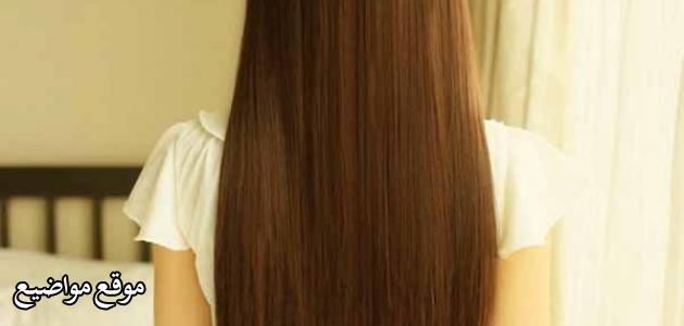 طريقة تطويل الشعر وتنعيمه