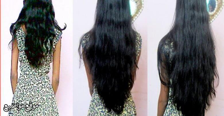 وصفات طبيعية لتنعيم الشعر المجعد بالتفاصيل