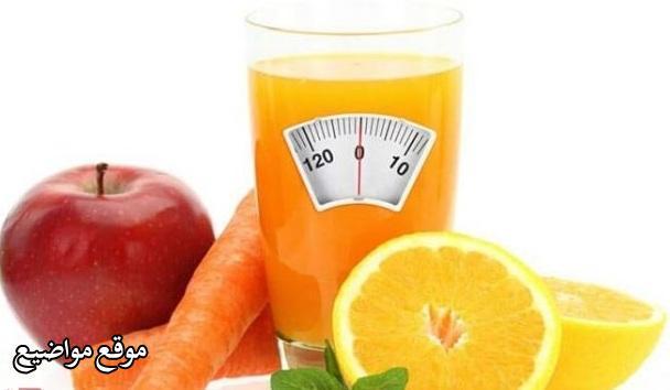 رجيم الشتاء السريع والصحى لانقاص الوزن