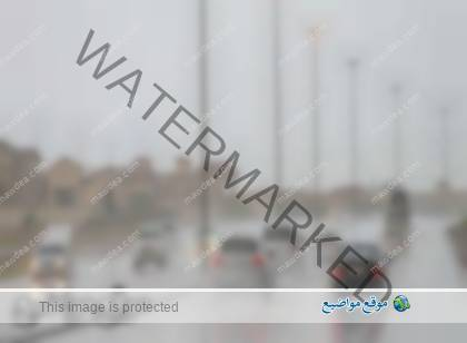 الارصاد تحذر المواضيع استمرار سوء الأحوال الجوية فى مصر