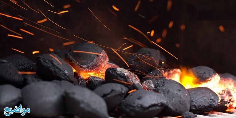 تفسير حلم الفحم الأسود في المنام