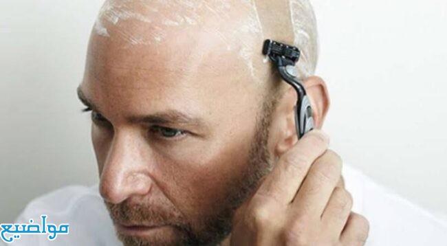 تفسير حلم حلق شعر الجسم في المنام