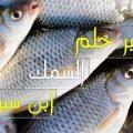 تفسير حلم رؤية السمك