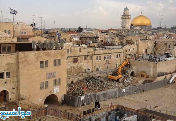 تفسير رؤية حلم هدم المسجد