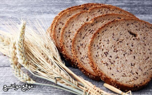 طريقة عمل الخبز المشبع للدايت والرجيم