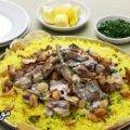 طريقة عمل المنسف الأردني بالدجاج وباللحم