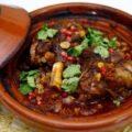 طريقة عمل طاجن اللحم المغربي