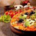 كيفية عمل بيتزا الخضار