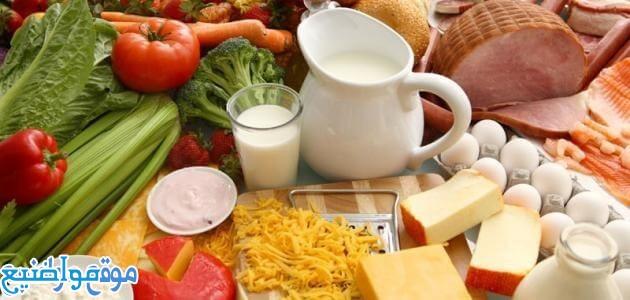 أطعمة لزيادة الوزن بسرعة للنساء والرجال