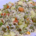 طريقة عمل الأرز بالخضار للشيف فاطمة ونجلاء
