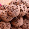 طريقة عمل الكوكيز بالشوكولاتة