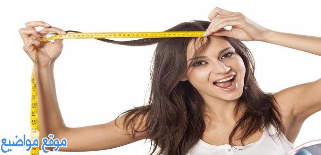 أفضل زيوت لتطويل الشعر وتكثيفة وتنعيمة