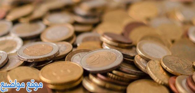 أقوال وحكم عن المال والطمع قصيرة