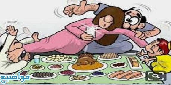 أمثال شعبية عن الأكل خليجية ومصرية