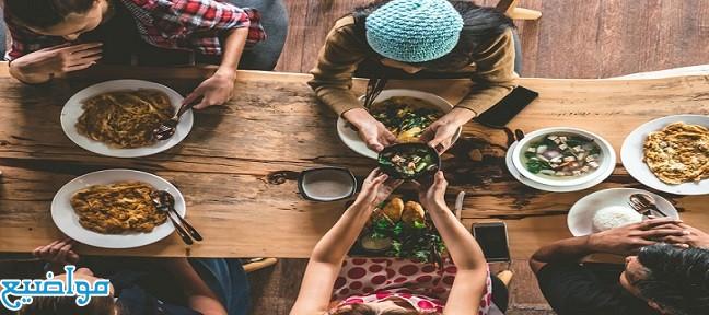 أمثال شعبية عن الأكل والرقص