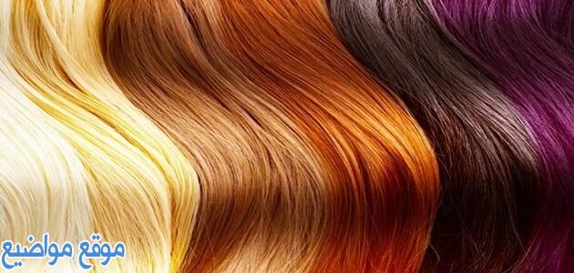 صبغ الشعر باللون الأحمر طبيعياً بدون حناء