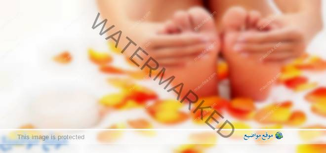 علاج تشقق القدمين طبيعيا في يوم واحد