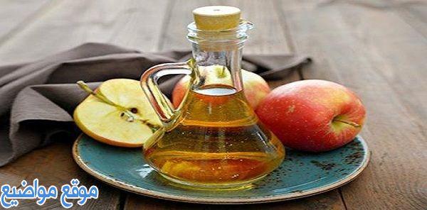 فوائد خل التفاح للبشرة الدهنية وكيفية استخدامه