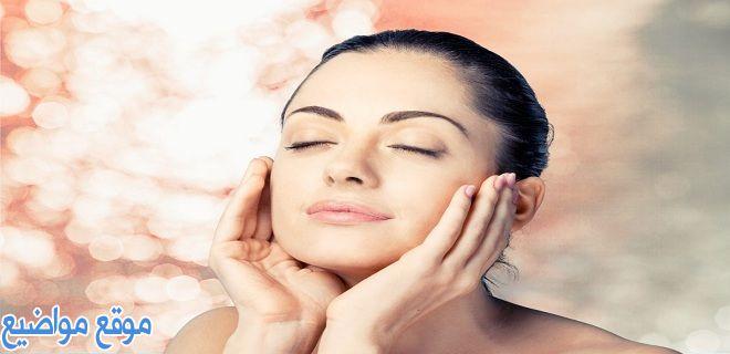 فوائد فرك الوجه بالليمون والسكر قبل النوم