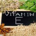 فوائد فيتامين e للبشرة الدهنية والجافة