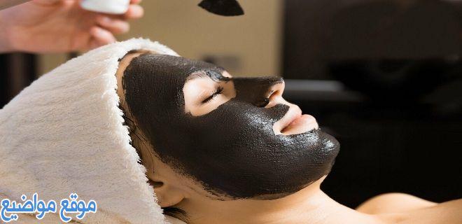 فوائد واضرار ماسك الفحم للبشرة والوجه