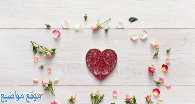 كلام حب قوي ومؤثر قصير أكثر من رائع