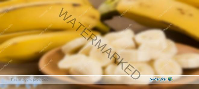 ماسكات الموز للشعر الجاف والمجعد الدهني
