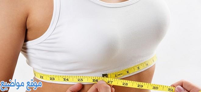 وصفات لتكبير الثدي بسرعة في اسبوع بـ 6 وصفات