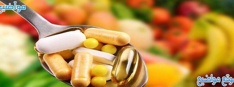 أفضل فيتامين للشعر المتساقط والبشرة