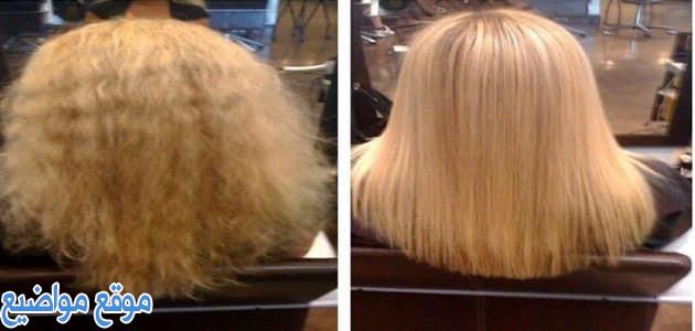 طرق طبيعية لفرد الشعر المموج والمجعد في المنزل
