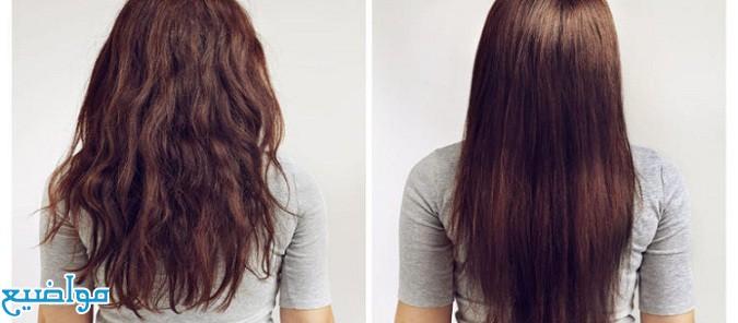 علاج الشعر بالبروتين المعالج الطبيعي بالفوائد والأنواع