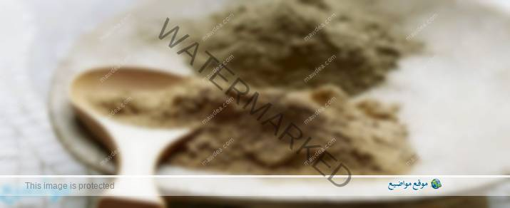 فوائد الطين المغربي الأصلي للوجه والجسم وطريقة استخدامة