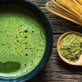 فوائد شاي الماتشا للبشرة والشعر