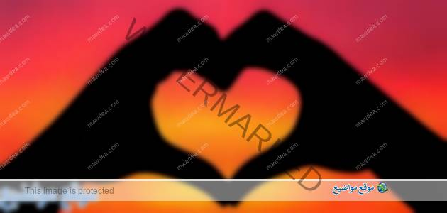 كلام جميل من القلب عن الحب للحبيب والحبيبة