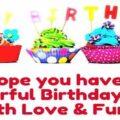 أجمل 10 رسائل عيد ميلاد بالانجليزي وكلمات تهنئة عيد ميلاد بالانجليزي