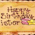 رسائل عيد ميلاد الاخت بالانجليزي اجمل رسائل تهنئة للاخت